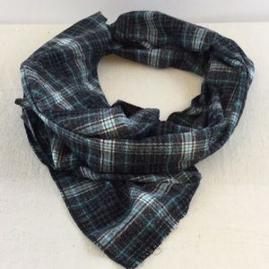 Accessories - For those Chilly Days Plaid Blanket Scarf